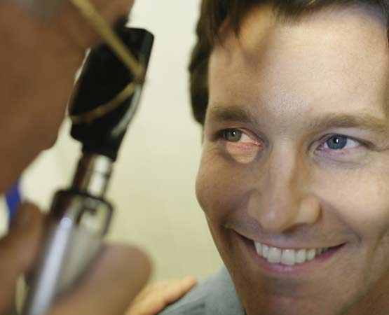 Laser eye surgery specialists