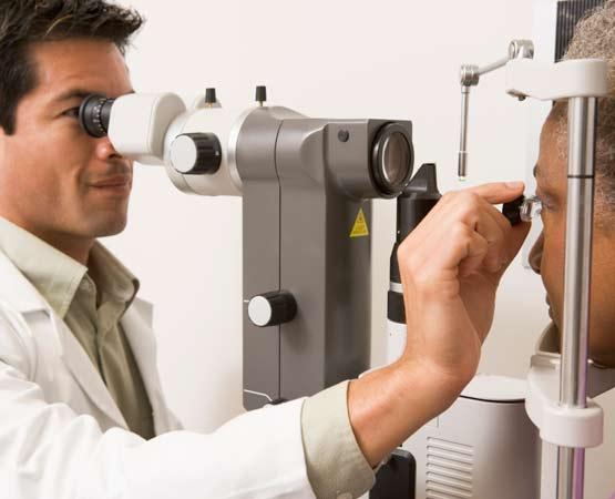 laser vision regulation