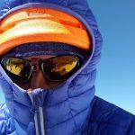 Winter sun win raybans