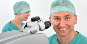 Jonathan Ross, Consultant Ophthalmologist