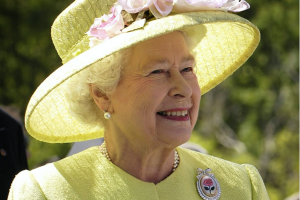 The Queen has cataract surgery