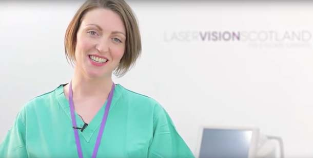 laser vision scotland optometrist support