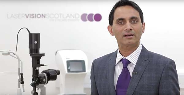 sanjay from laser vision scotland