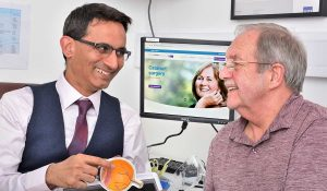 cataract advisory service in glasgow