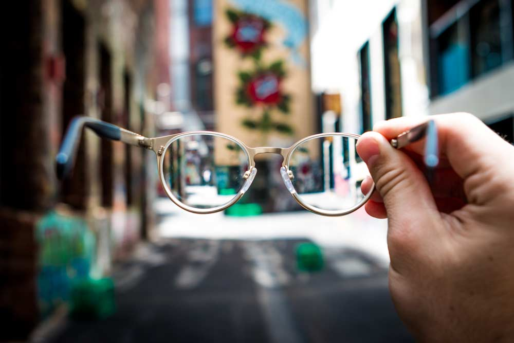 Cleaning Your Glasses To Prevent Infection