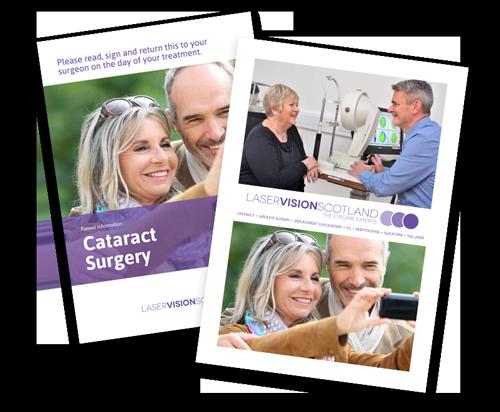 laser eye surgery brochures